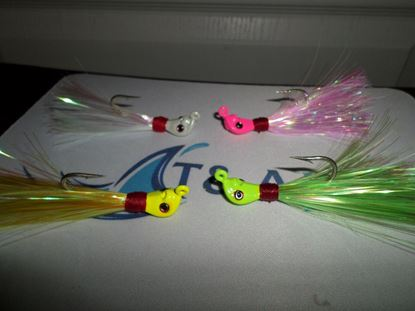 Picture of Heavy Duty Mackerel Jigs