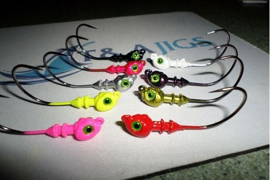Picture of Poison Tail Jigs