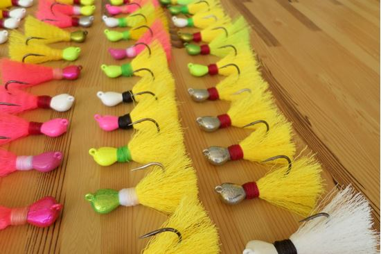 Picture of Build Your Own Pompano Jigs