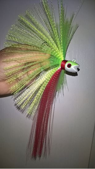 Picture of Hot Lips Snook Flare (3d Eyes)